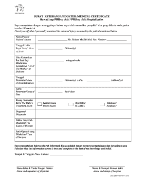 Skd Dokter Pdf Fill Online Printable Fillable Blank