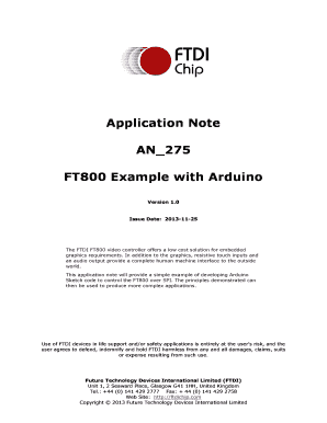 ft800 application note form