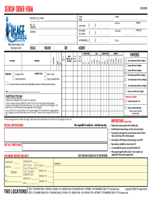 Fillable online template similar to avery 5161526156615961 xeikon order form planet pdf pronofoot35fo Images