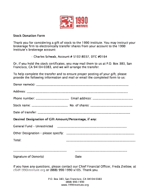 charles schwab dtc 0164 address - Fill Out Online, Download