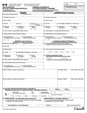 Application For Verification Certificate Fill Online Printable