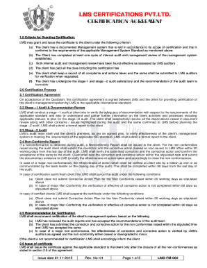 Certificate Of Final Completion Template Forms