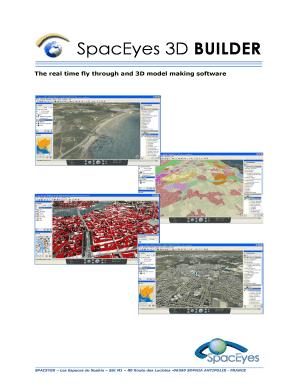 BUILDER TÉLÉCHARGER SPACEYES3D