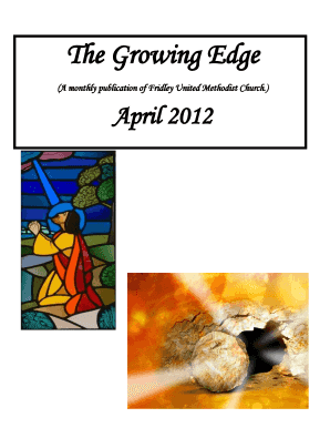 The Growing Edge - fridleyumc