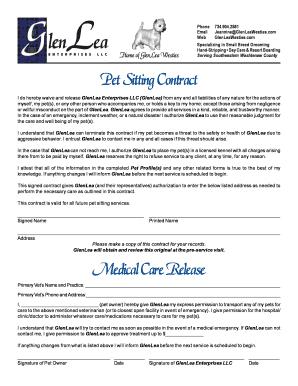 Fillable Online JYD Brochure - Glenlea Westies Fax Email