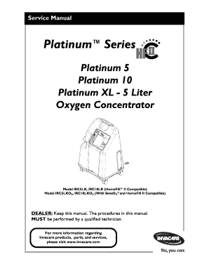 Platinum Concentrators - Bay State Medical