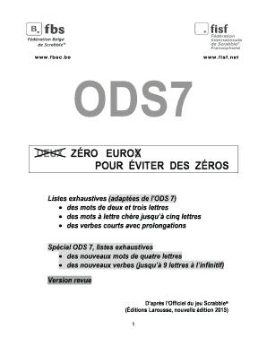 ods scrabble pdf