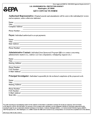 epa form 3540-16 for 2017 - Edit Online, Fill Out & Download ...