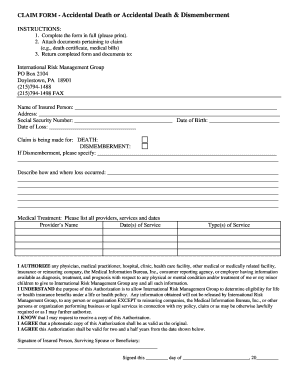 Pa death certificate form fill out online forms templates pa death certificate form claim form instructions yadclub Gallery