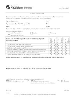 survey template microsoft word