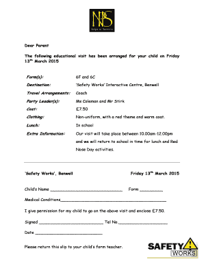 Fillable online texas form dl 91b pdf texas form dl 91b pdf fax dear parent the following educational visit has been arranged for your child on friday 13th march fandeluxe Choice Image