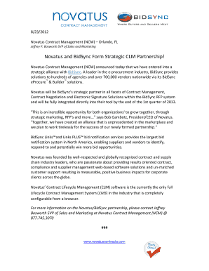 press release template doc