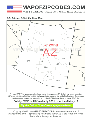 Arizona Zip Code Map 2015.Fillable Online Umcwindsorny First United Methodist Church Of