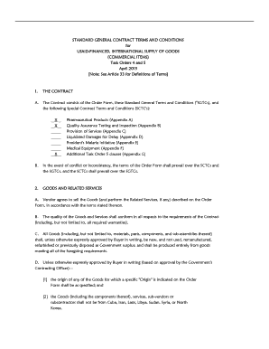 generic terms and conditions template - general photography contract forms and templates