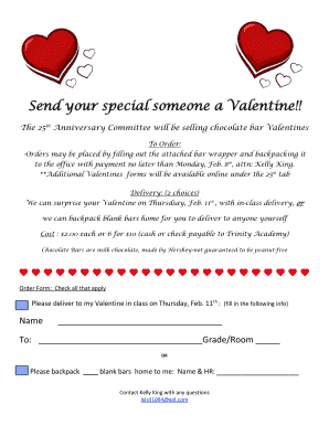 Send your special someone a Valentine