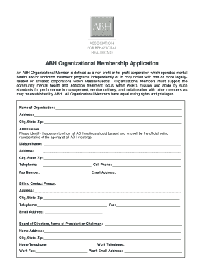 Membership application template membership application template fillable organizational chart template word edit online pronofoot35fo Gallery