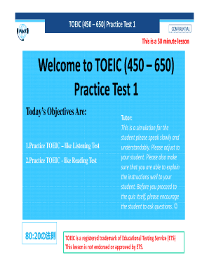 (Microsoft PowerPoint - TOEIC (450 -650) Practice Test 1 214335212267203202201203h) - pikt