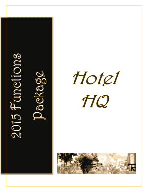 Here at Hotel HQ we want to make your next event an