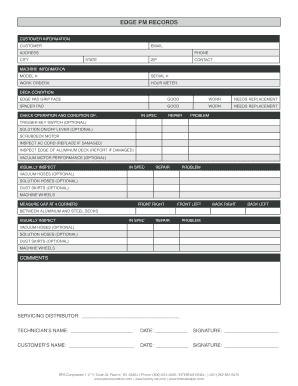 Tomcat Stick Edge Test Fill Online Printable Fillable Blank