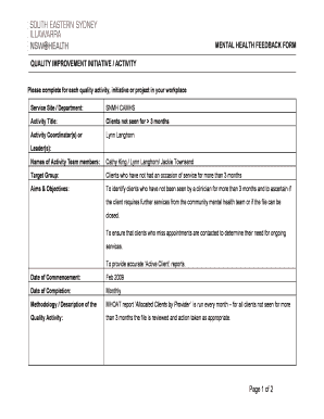 Printable nsw mh oat forms Templates to Submit Online in ...
