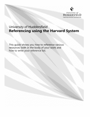 harvard reference list generator