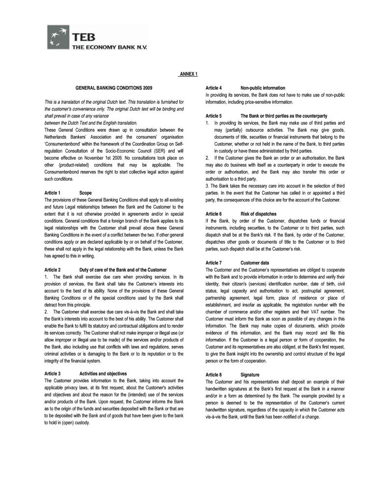 Kyc Form Template