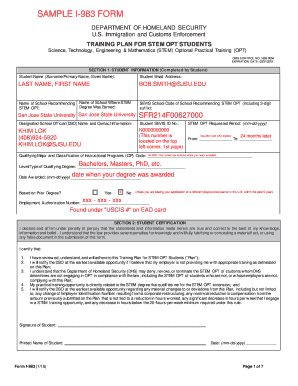 i-765 form sample Templates - Fillable & Printable Samples for PDF ...