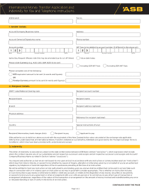 Editable indemnity letter sample for employee - Fill ...