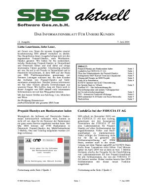 Le journal d'entreprise pdf
