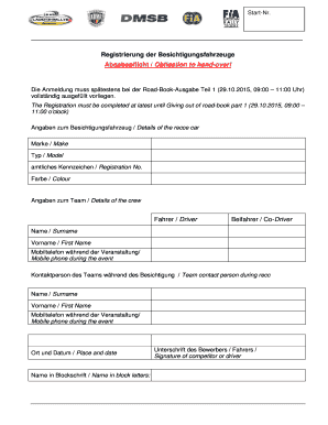 Printable cheque book handover another person letter fill out 18 int admv lausitz rallye 2015 ert registration recce car spiritdancerdesigns Images