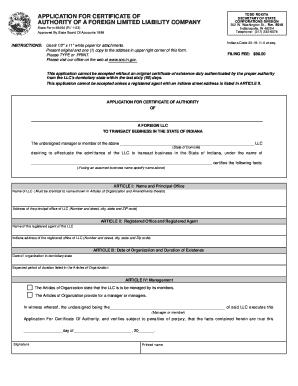 Editable Single Member Llc Operating Agreement Washington State