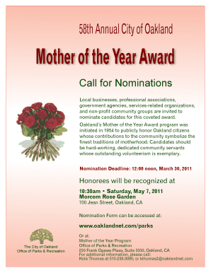 2011 Mother of Year Flyer+Criteria+Form FINAL Use this 2-2-11