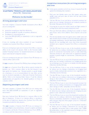 Cbp declaration form 6059b pdf download altavistaventures Gallery