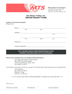 Taxi Cab Receipt Template Forms - Fillable & Printable Samples for ...
