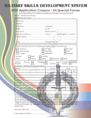 blank coupon template forms fillable printable samples for pdf