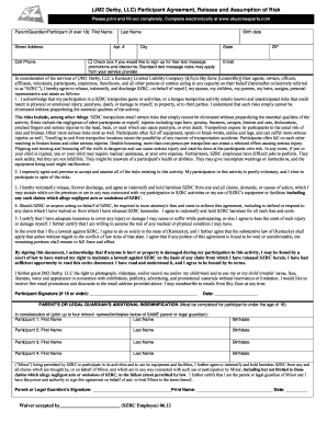 photograph about Skyzone Printable Waiver called Sky Zone Waiver - Fill On the web, Printable, Fillable, Blank