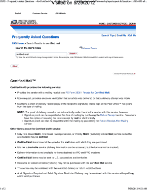 usps customer service email - Edit, Print & Download