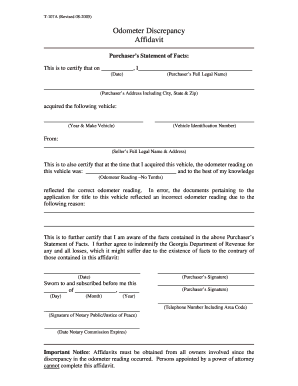 Sample sworn statement forms and templates fillable printable affidavit of discrepancy in name extensions form yelopaper Gallery
