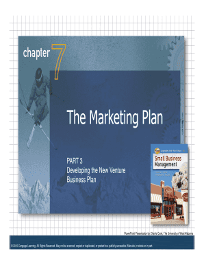 The Marketing Plan - Instruction Mt. San Antonio College - instruction2 mtsac