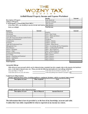 20 Printable how to keep track of business expenses ...