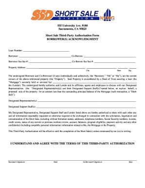 Submit short sale third party authorization form online in pdf 555 university ave 180 sacramento ca 95825 short sale bthirdb bb altavistaventures Choice Image