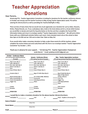 20 Printable letter of appreciation to teacher Forms and ...