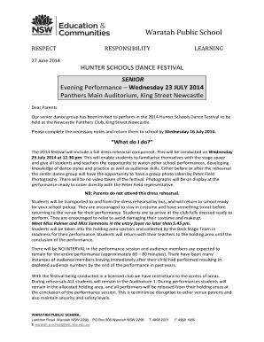 Performance contract free band performance contract for Dance contract template