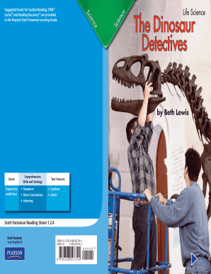 fillable online life science suggested levels for guided reading rh pdffiller com