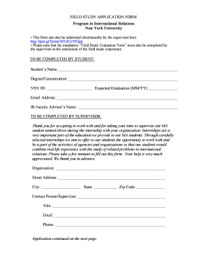 End Of Internship Thank You Note Example Edit Print Fill Out