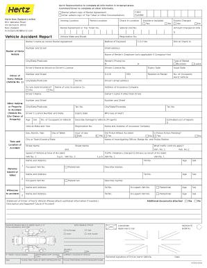 Vehicle Storage Rental Agreement Edit Fill Print