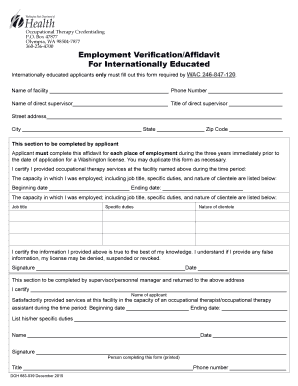 22 printable one page employment application forms and templates