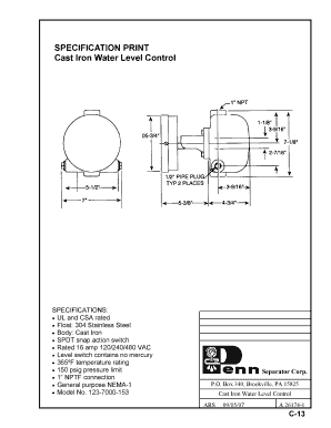 Editable free casting call template fill print download law free casting call template specification print cast iron water level control penn separator pronofoot35fo Choice Image