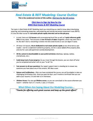 real estate cash flow model excel - Edit Online, Fill Out