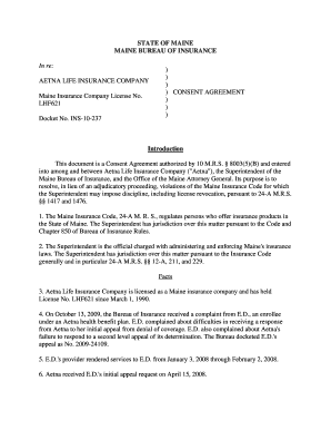Printable aetna second level appeal form - Edit, Fill Out